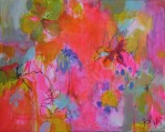Spring fully blooming 80x64 cm