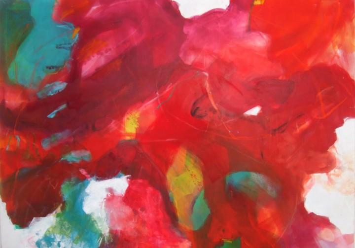 Acryl on canvas 100 x140 cm n.a.