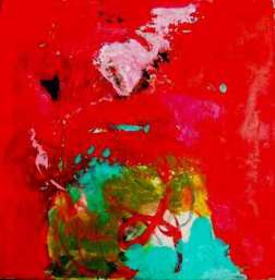 red threat 2 30x30 cm