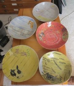 last year new: ceramic works