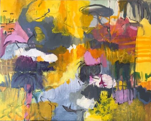 Dreaming of Sant Tropez 81x65 cm