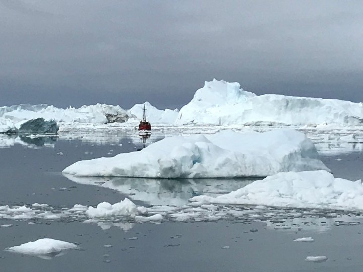 Traveling to the ice in Greenland – photos of an exceptional adventure