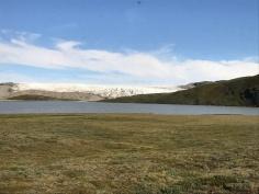 The inland ice shield