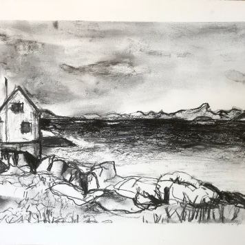 Greenland Sketch 1