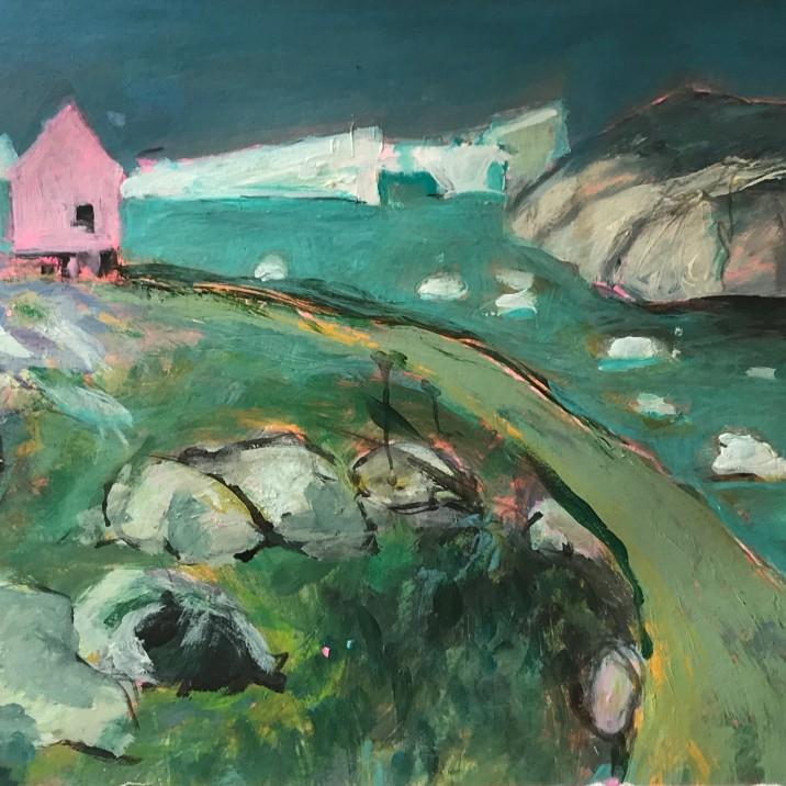 1 . Greenland Landscape 1
