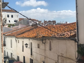 Gaucin view over the roof tops