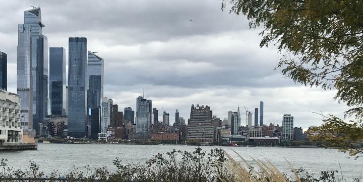 New York, New York! My Artist  Dream comestrue!